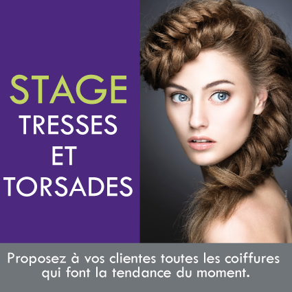 Formation tresses
