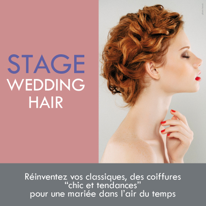 Formation coiffure mariage