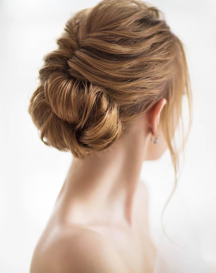 Formation coiffure chignon