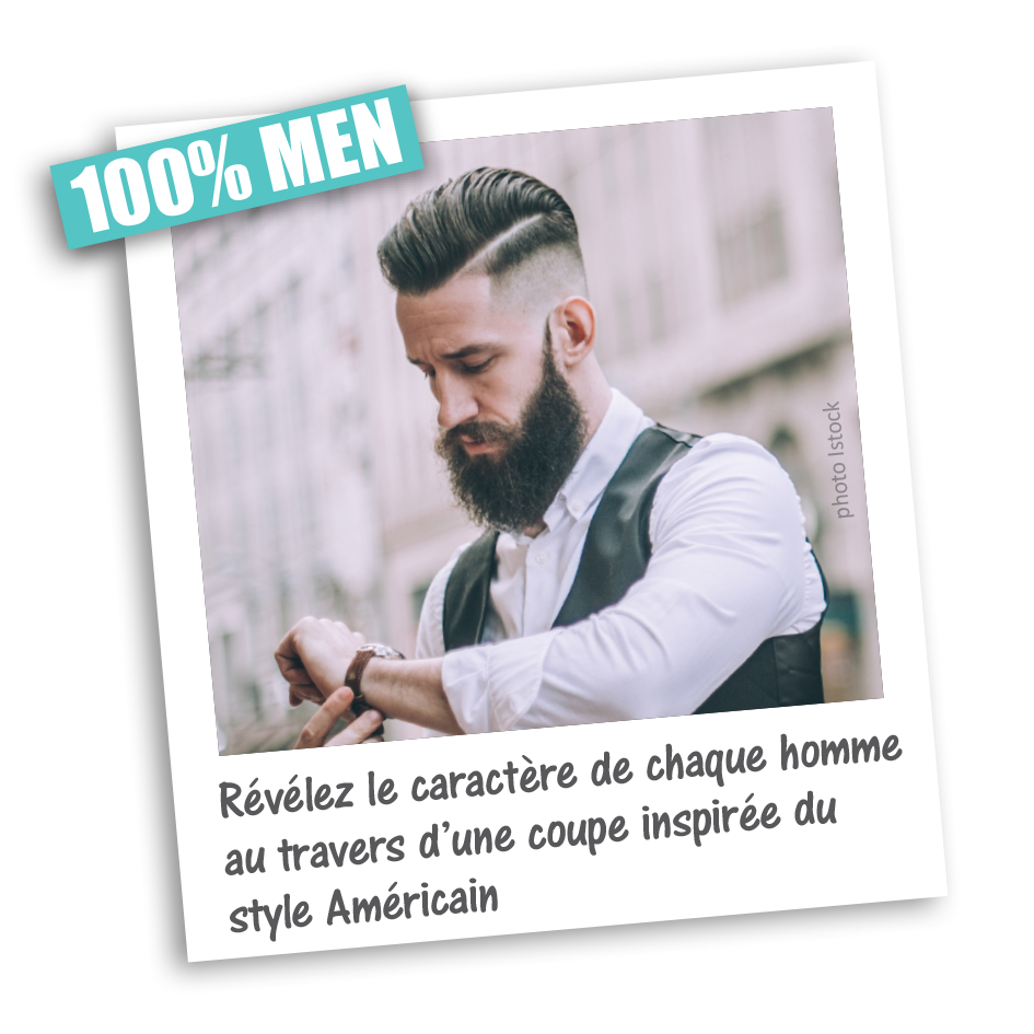 Formation coiffure hommes