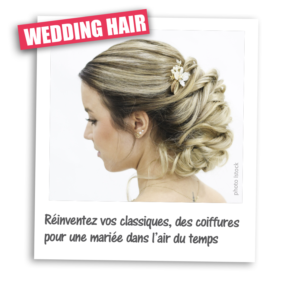 Formation coiffure de mariage